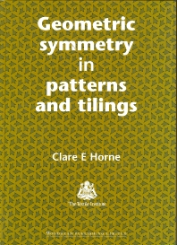 Cover image for Geometric Symmetry in Patterns and Tilings