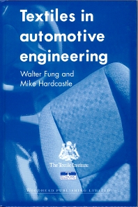 Textiles in Automotive Engineering - 1st Edition - ISBN: 9781855734937, 9781855738973
