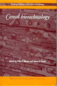Cover image for Cereal Biotechnology