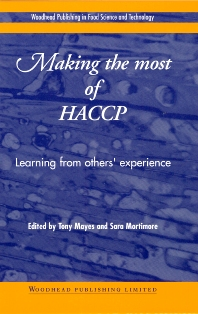 Cover image for Making the Most of Haccp