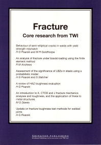 Fracture - 1st Edition - ISBN: 9781855735217