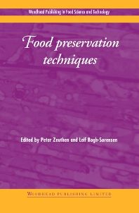 Cover image for Food Preservation Techniques