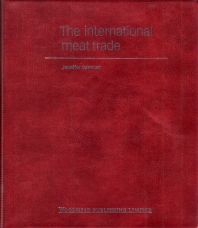 The International Meat Trade - 1st Edition - ISBN: 9781855735347, 9781855738621