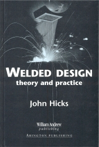 Welded Design - 1st Edition - ISBN: 9781855735378, 9781855737624