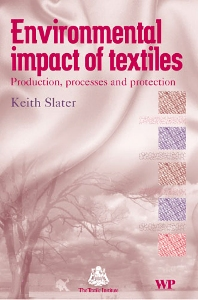 Cover image for Environmental Impact of Textiles