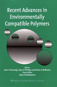 Cover image for Recent Advances in Environmentally Compatible Polymers