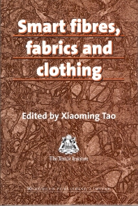 Cover image for Smart Fibres, Fabrics and Clothing
