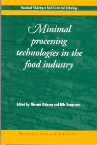 Cover image for Minimal Processing Technologies in the Food Industries
