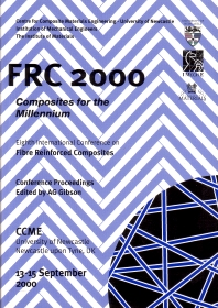 Cover image for FRC 2000 – Composites for the Millennium