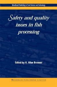 Cover image for Safety and Quality Issues in Fish Processing