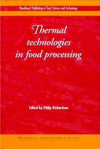 Cover image for Thermal Technologies in Food Processing