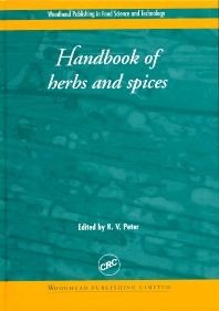 Handbook of Herbs and Spices - 1st Edition - ISBN: 9781855735620, 9781855736450