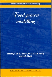 Cover image for Food Process Modelling