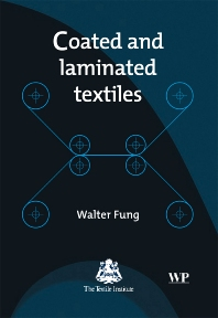 Cover image for Coated and Laminated Textiles