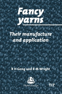 Cover image for Fancy Yarns