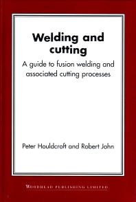 Cover image for Welding and Cutting