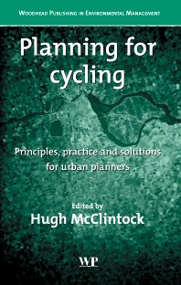 Cover image for Planning for Cycling