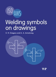 Cover image for Welding Symbols On Drawings