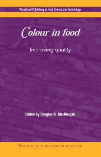 Cover image for Colour in Food