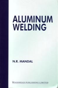 Cover image for Aluminium Welding