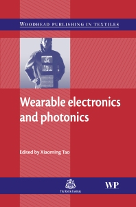 Cover image for Wearable Electronics and Photonics