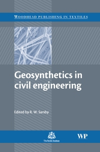 Cover image for Geosynthetics in Civil Engineering