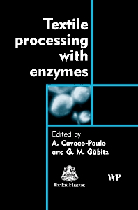 Cover image for Textile Processing with Enzymes