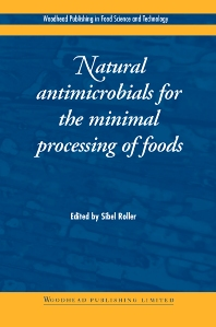 Cover image for Natural Antimicrobials for the Minimal Processing of Foods