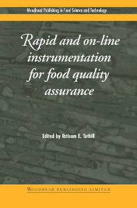 Cover image for Rapid and On-Line Instrumentation for Food Quality Assurance