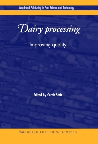 Cover image for Dairy Processing
