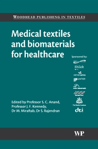 Cover image for Medical Textiles and Biomaterials for Healthcare