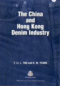 The China and Hong Kong Denim Industry - 1st Edition - ISBN: 9781855736948, 9781845698508
