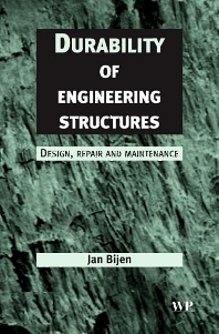 Cover image for Durability of Engineering Structures