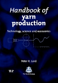 Cover image for Handbook of Yarn Production