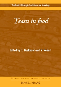 Cover image for Yeasts in Food