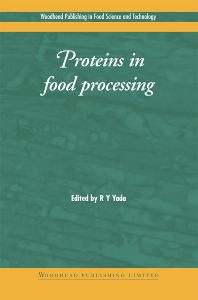 Cover image for Proteins in Food Processing
