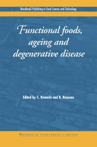 Cover image for Functional Foods, Ageing and Degenerative Disease