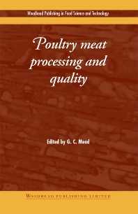 Cover image for Poultry Meat Processing and Quality