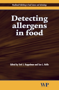 Detecting Allergens in Food - 1st Edition - ISBN: 9781855737280