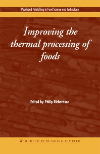 Cover image for Improving the thermal Processing of Foods