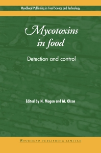 Cover image for Mycotoxins in Food