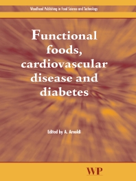 Cover image for Functional Foods, Cardiovascular Disease and Diabetes