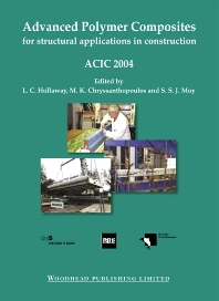 Cover image for Advanced Polymer Composites for Structural Applications in Construction