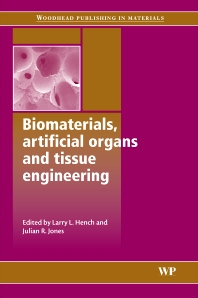 Cover image for Biomaterials, Artificial Organs and Tissue Engineering