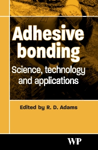 Cover image for Adhesive Bonding