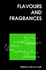 Cover image for Flavours and Fragrances