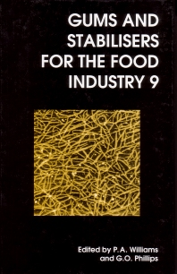 Gums and Stabilisers for the Food Industry 9 - 1st Edition - ISBN: 9781855737891, 9781845698362