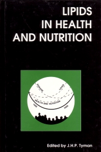 Cover image for Lipids in Health and Nutrition
