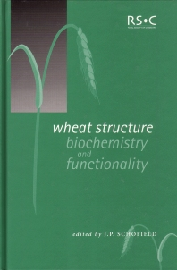 Cover image for Wheat Structure