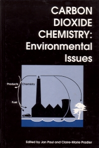 Cover image for Carbon Dioxide Chemistry